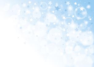 きらめく星空のイラストのイラスト素材 [FYI04894555]