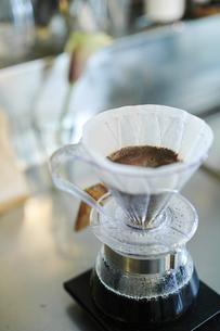コーヒーメーカーの写真素材 [FYI04894974]