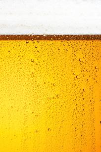 生ビールのイメージの写真素材 [FYI04895837]