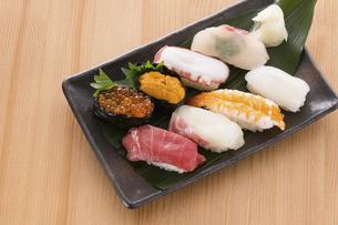 お寿司の写真素材 [FYI04896965]