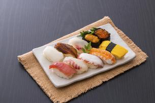 お寿司の写真素材 [FYI04897015]