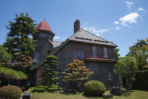 藤田記念庭園 洋館の写真素材 [FYI04898422]