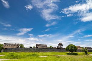 佐賀県 吉野ヶ里歴史公園の写真素材 [FYI04899066]