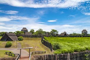 佐賀県 吉野ヶ里歴史公園の写真素材 [FYI04899067]