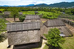 佐賀県 吉野ヶ里歴史公園の写真素材 [FYI04899068]