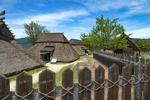佐賀県 吉野ヶ里歴史公園の写真素材 [FYI04899072]