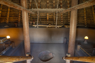 佐賀県 吉野ヶ里歴史公園の写真素材 [FYI04899073]