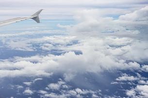 飛行機からの眺めの写真素材 [FYI04900087]