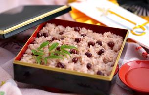 お赤飯の写真素材 [FYI04900697]