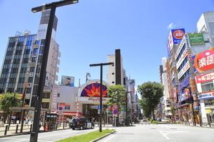 蒲田駅西口前の写真素材 [FYI04900899]