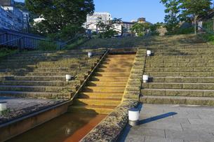 伊香保温泉石段街(群馬県渋川市)の写真素材 [FYI04902544]