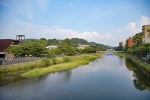 金沢の古い街並みの写真素材 [FYI04903860]