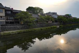 金沢・ひがし茶屋街の写真素材 [FYI04903866]