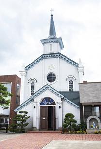 カトリック弘前教会の写真素材 [FYI04903993]