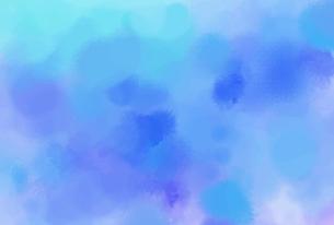 絵具が滲んだ模様の背景素材のイラスト素材 [FYI04904276]