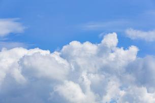 雲の写真素材 [FYI04904862]