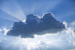 雲の写真素材 [FYI04904866]