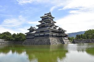 松本城の写真素材 [FYI04905349]
