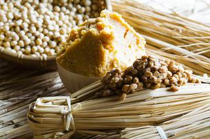 大豆食品の写真素材 [FYI04905569]