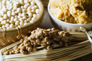 大豆食品の写真素材 [FYI04905571]