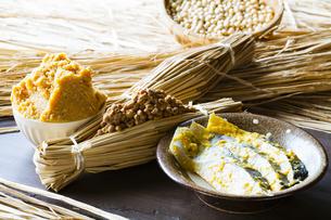 発酵食品の写真素材 [FYI04905576]