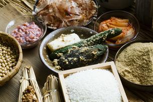 発酵食品の写真素材 [FYI04905578]