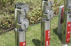 消火栓の写真素材 [FYI04905647]