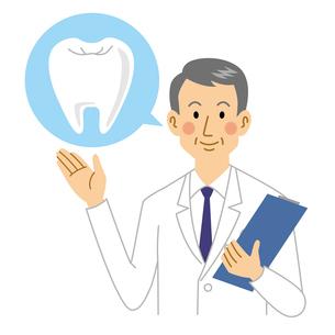歯医者のイラスト素材 [FYI04905694]