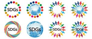 SDGsのイメージのイラスト素材 [FYI04906801]