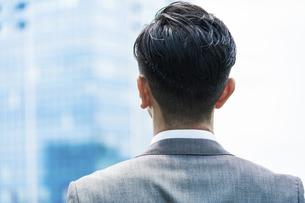 ビジネスマンの匿名イメージの写真素材 [FYI04907406]