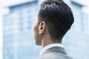 ビジネスマンの匿名イメージの写真素材 [FYI04907409]