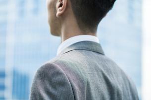 ビジネスマンの匿名イメージの写真素材 [FYI04907411]