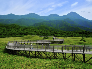 知床国立公園の写真素材 [FYI04907435]
