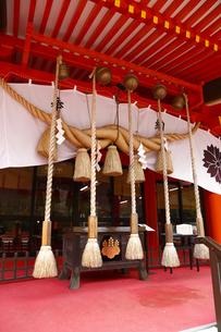 金櫻神社の写真素材 [FYI04907876]