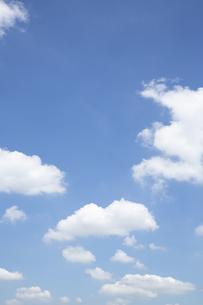 夏空 空の写真素材 [FYI04907935]