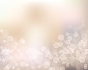 輝きとぼかしのグラデーション背景のイラスト素材 [FYI04908080]