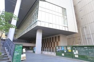 渋谷区文化総合センター大和田の写真素材 [FYI04908513]