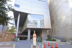 渋谷区文化総合センター大和田の写真素材 [FYI04908514]
