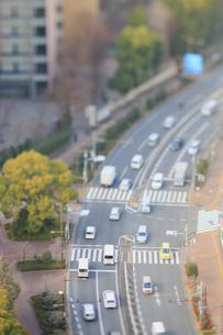 春日通り富坂のジオラマの写真素材 [FYI04908948]