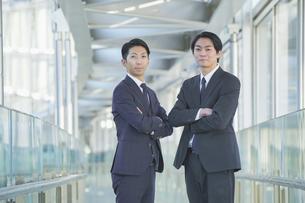 ビジネスマンの写真素材 [FYI04909200]