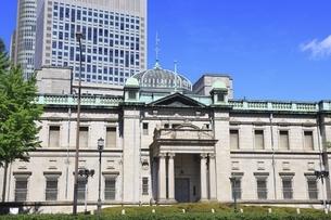洋風建築の日本銀行大阪支店旧館の写真素材 [FYI04909794]