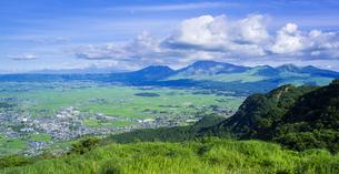 熊本県 風景 かぶと岩展望所よりの眺望の写真素材 [FYI04910633]