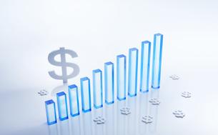 米ドル投資イメージの写真素材 [FYI04910818]