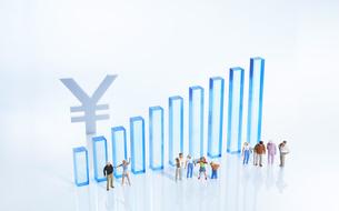 経済ライフステージの写真素材 [FYI04910819]