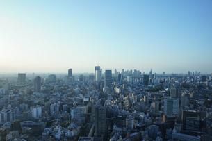 東京(渋谷・新宿)の都市風景の写真素材 [FYI04911100]