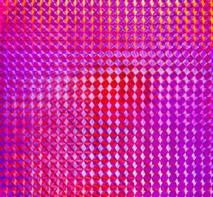 ホログラムの写真素材 [FYI04911727]