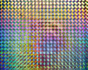 ホログラムの写真素材 [FYI04911729]