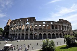 ローマ コロッセオの写真素材 [FYI04912300]