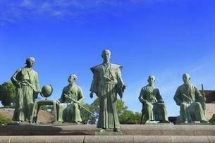 横井小楠をめぐる維新群像の写真素材 [FYI04912868]
