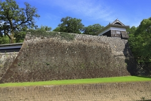 熊本城 平御櫓の写真素材 [FYI04912871]